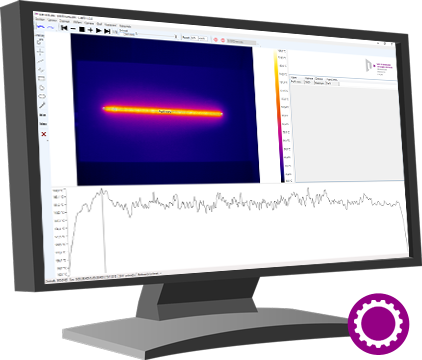 software for thermography applications LabIR® TECHNOLOGY