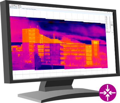 Software for conneting thermograms LabIR®